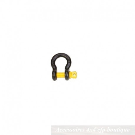 Manille lyre 4x4  4.75T, axe 22mm