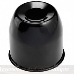 Cache Moyeu Ø80mm Noir