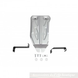 Protection Alu 4mm RIVAL Différentiel Arrière Dacia Duster