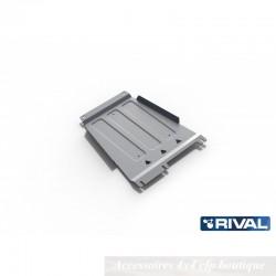 Protection Alu 6mm RIVAL Boite de Vitesse Ford Ranger 2012-2015 et 2016+ 2,2 et 3,2