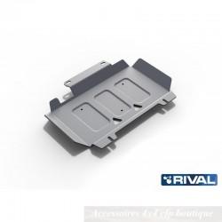 Protection Alu 6mm RIVAL Moteur Ford Ranger 2012-2015 et 2016+ 2,2 et 3,2