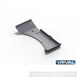 Protection Alu 6mm RIVAL Réservoir Adblue Ford Ranger 2015+ 3,2