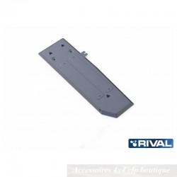 Protection Alu 6mm RIVAL Réservoir Ford Ranger 2012-2015 et 2016+ 2,2 et 3,2