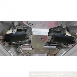 Protection Triangles AR N4-OFFROAD Dacia Duster I et II