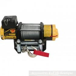 Treuil T-MAX ATW-4500 2040kg 12v Pro Series