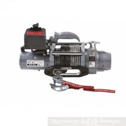 Treuil COMEUP DV6S 12v 2722kg Avec Câble Synthétique