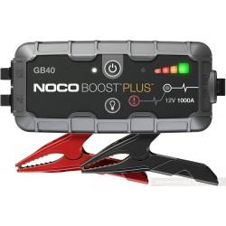 Booster batterie 900A avec câble automatique