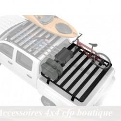 Galerie Aluminium FRONT RUNNER Slimline II pour benne de Dodge Ram Mega Cab 2-Door Pick-Up Truck 2002-2008