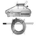 Tire-Fort 4x4 et Treuils manuel