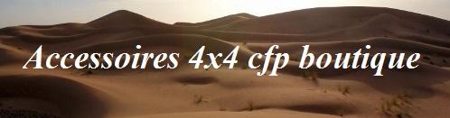 Accessoires 4x4 cfp boutique